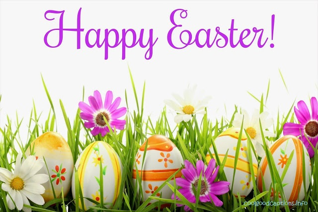 Happy Easter Day captions