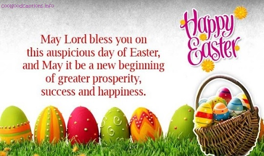 Easter Quotes for Instagram