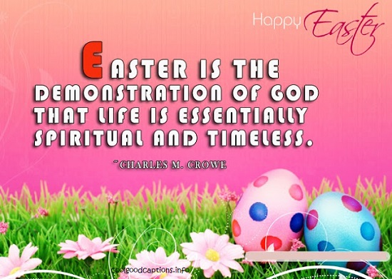 Easter Day Quotes