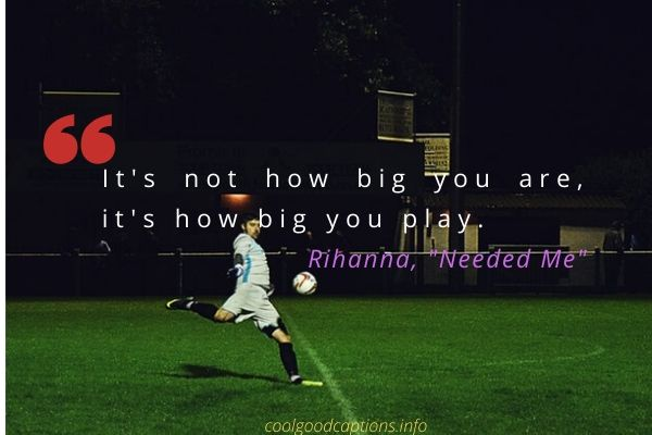 Football Quotes for Instagram