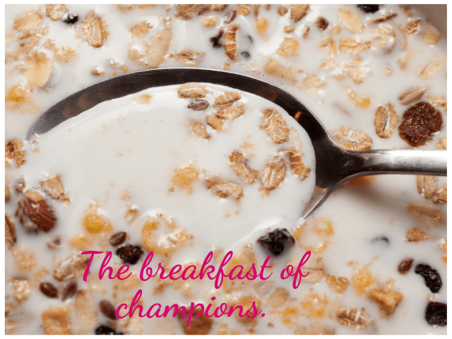 Funny cereal quotes & saying